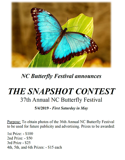 NC Butterfly Festival