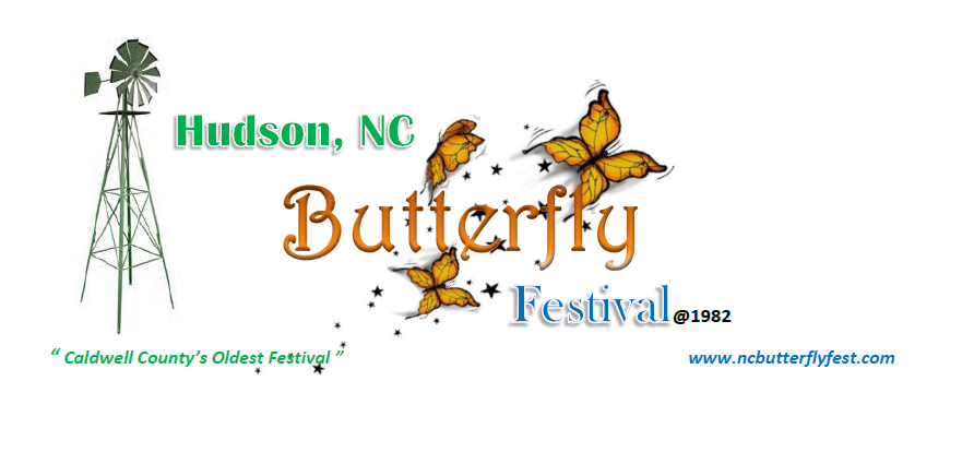 Hudson Nc Map.Nc Butterfly Festival